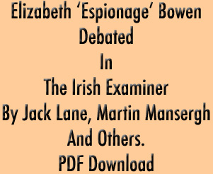 Irish Examiner Debate On Bowen